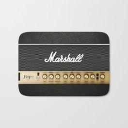 Marshall Amplifier Bath Mat
