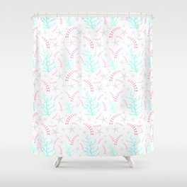 Beachy Dayz Shower Curtain