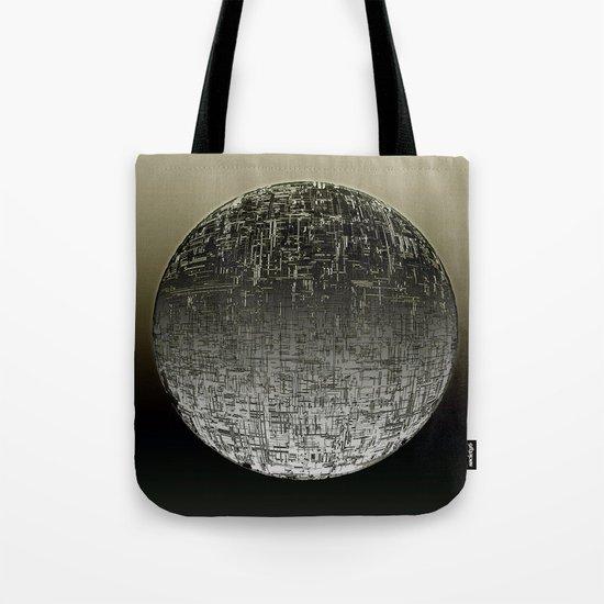 Planetary Mood 4 / Divergence 08-02-17 Tote Bag