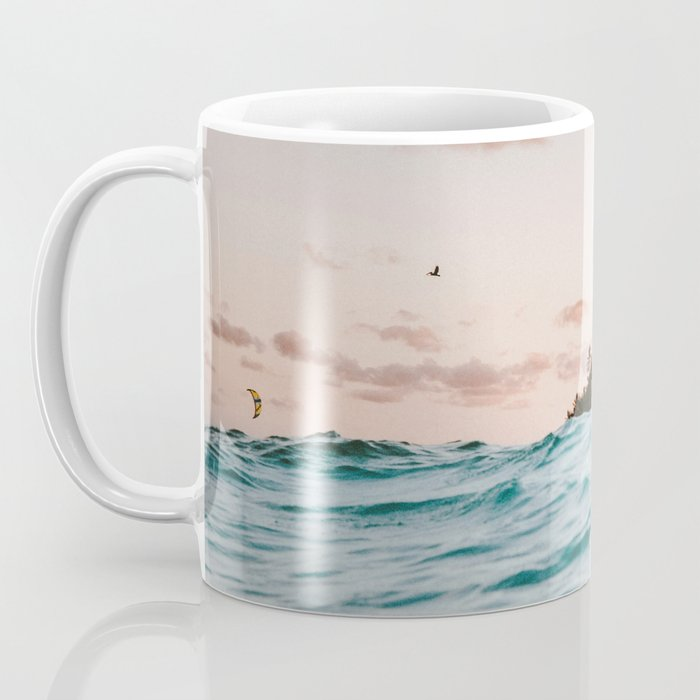 summer sunset iv Coffee Mug