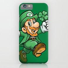 Lucky Mario Slim Case iPhone 6s