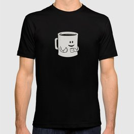 Mugged. T-shirt