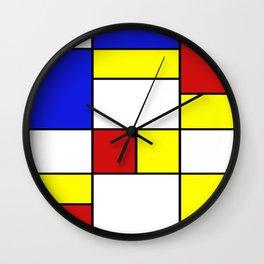 Abstract #756 Wall Clock