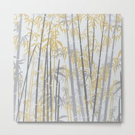 Bamboo IX Metal Print