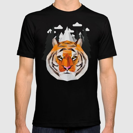 The Siberian Tiger T-shirt