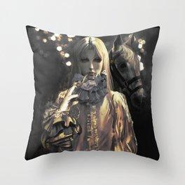 Project Cirrus Throw Pillow