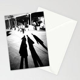 Venetian Shadows Noir Stationery Cards