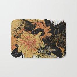 Pollination Fire Bath Mat