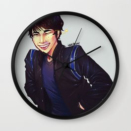 Switched: Kaga Wall Clock