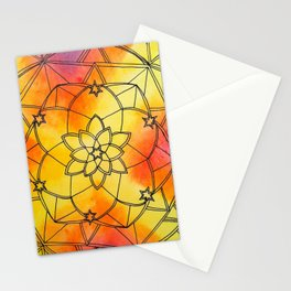 Pitter Pattern 8 Stationery Cards