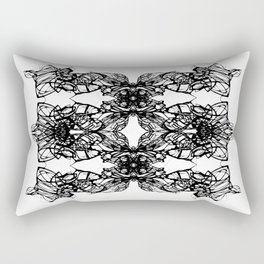 The Veil Rectangular Pillow