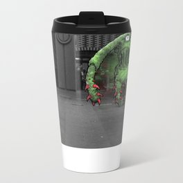 Unseen Monsters of Melbourne - Thorn Metal Travel Mug