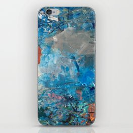 Abstraction iPhone Skin