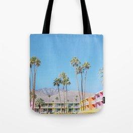 PS, Saguaro Hotel 1 Tote Bag