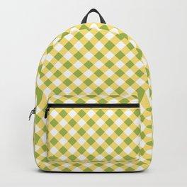 Gingham - Ice Cream Backpack