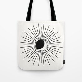 Moonburst Tote Bag