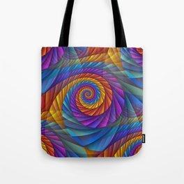 dreams of color -09- Tote Bag