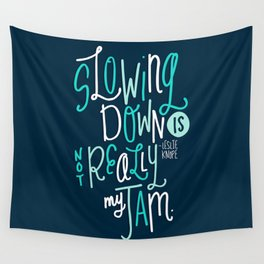 Not My Jam Wall Tapestry