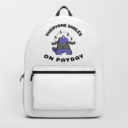 It's Payday Backpack
