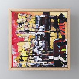 Abstract 50 #9 Framed Mini Art Print