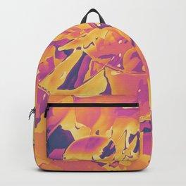 My orange pink fantasy Backpack