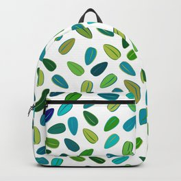 colourful sunflowers Backpack