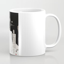 Forgive yourself and move on from your mistakes. Coffee Mug