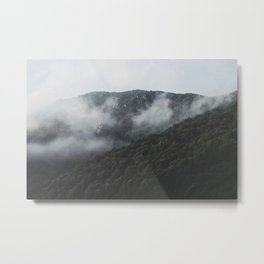 cloudy scapes. Metal Print