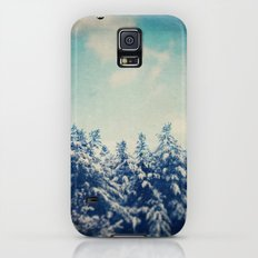 Snow Day Slim Case Galaxy S5