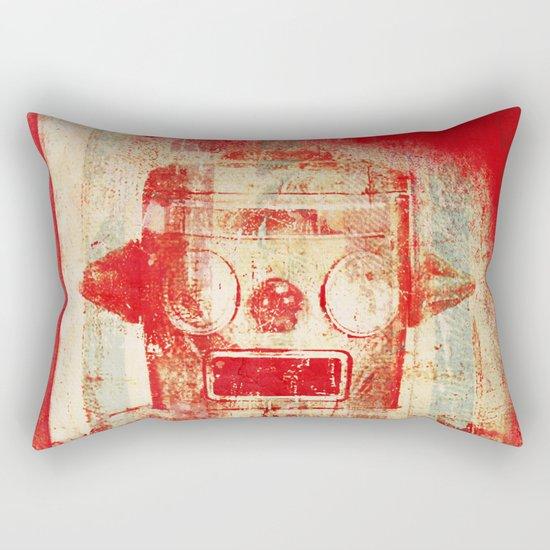 Radioactive Generation 6 Rectangular Pillow
