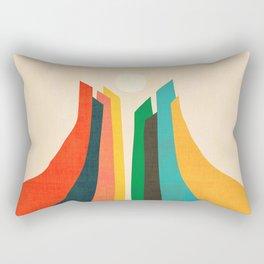 Skyscraper Rectangular Pillow