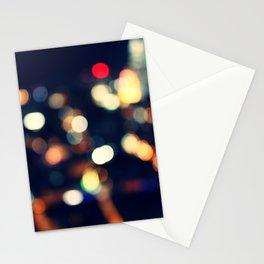 Lights  Stationery Cards