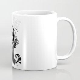 Cute Grim Reaper - Baby Death Wants a Hug! Coffee Mug