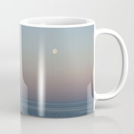 Moon over Manomet Coffee Mug