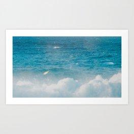 Beach02 Art Print
