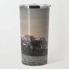 January Sunrise Travel Mug