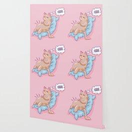Fatty Catty - Daydreaming Wallpaper