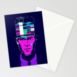 mnemonic_data_overload_ Stationery Cards