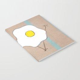 Bacon & Egg Togetherness Notebook