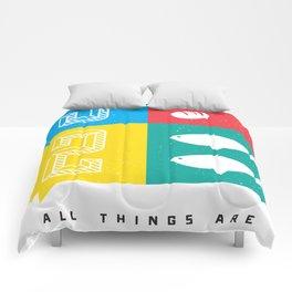 Matthew Mash Up Comforters