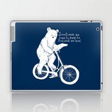 Listen to the Bear Laptop & iPad Skin