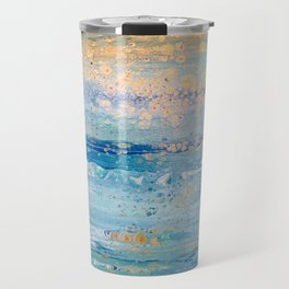 Beach Days Travel Mug