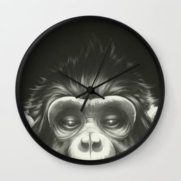 Prisoner (Original) Wall Clock