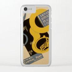 Amateur music Clear iPhone Case