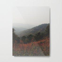 Whispering Wind Metal Print