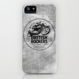 British Rockers 1967 iPhone Case