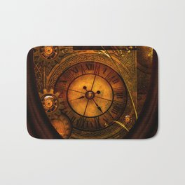 Awesome noble steampunk design Bath Mat