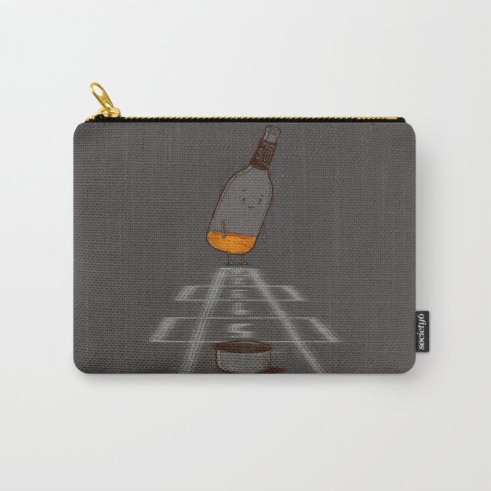 Hop Scotch Carry-All Pouch