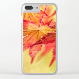 Arm In Arm Clear iPhone Case