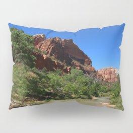 Along The Virgin River Pillow Sham